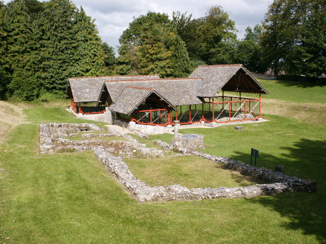 Roman Town House in Dorchester, Dorset